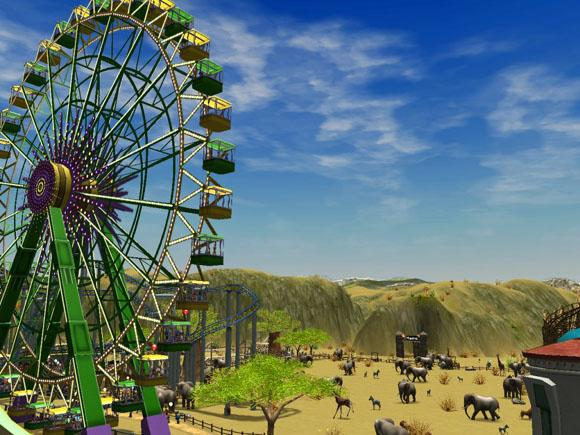 RollerCoaster Tycoon 3: Wild! for PC Games image