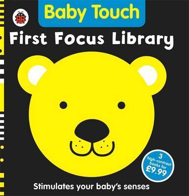 Baby Touch: First Focus Library Set
