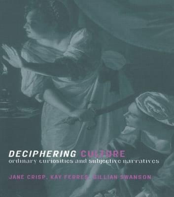 Deciphering Culture by Jane Crisp