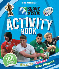 The Official Rugby World Cup 2015 Activity Book by Tasha Percy