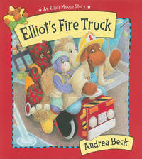 Elliot's Fire Truck by Andrea Beck image