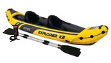 Intex: Explorer K2 - Inflatable Kayak