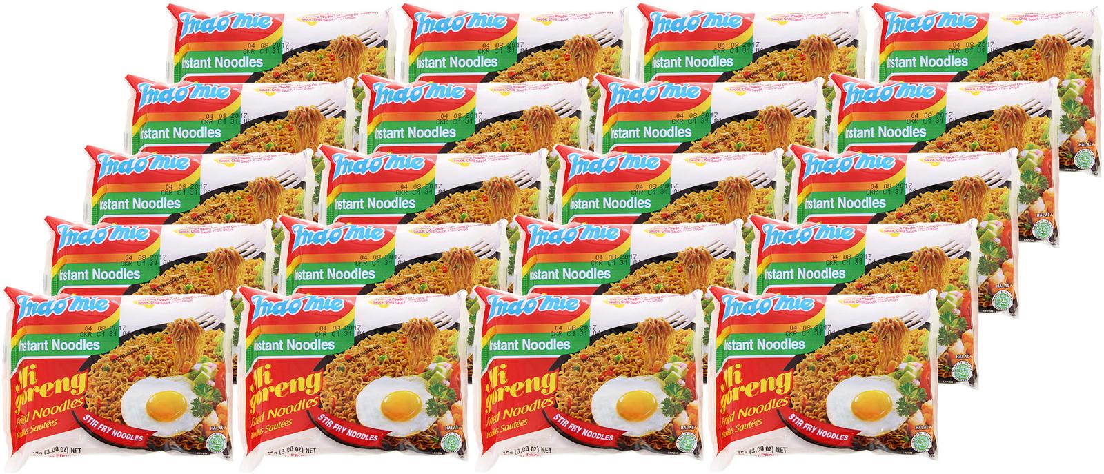 Indomie Mi Goreng Noodles 85g (20 Pack) image