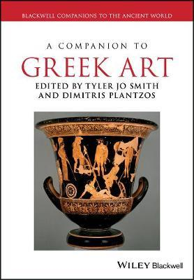A Companion to Greek Art image