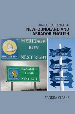 Newfoundland and Labrador English by Sandra Clarke