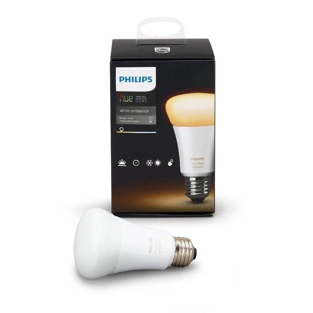 Philips Hue White Bulb - Edison Screw
