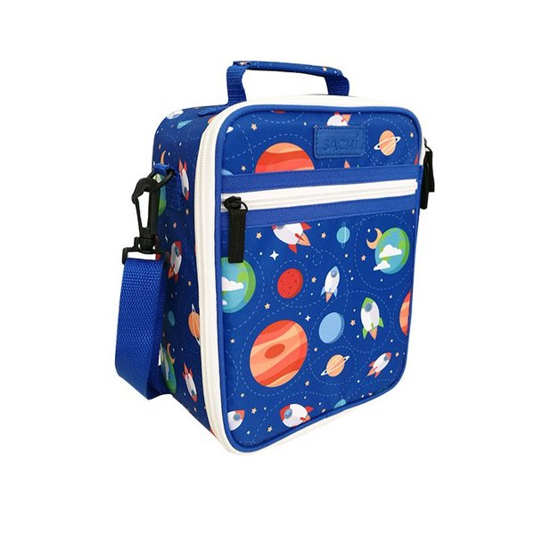 Sachi Insulated Lunch Tote - Outer Space (Style 225)