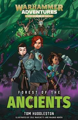 Forest of the Ancients | Tom Huddleston Book | Pre-Order Now | at