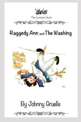 Raggedy Ann and the Washing by Johnny Gruelle