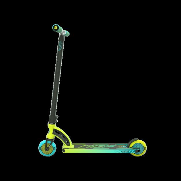MADD Gear: VX9 Pro Scooter - Lime/Aqua