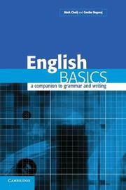 English Basics International Edition by Mark Cholij