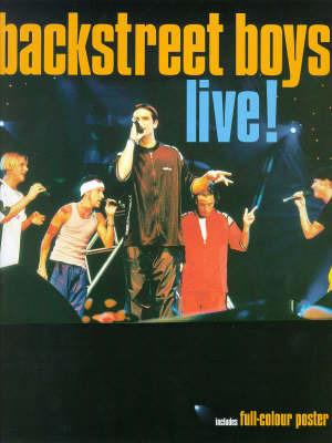 """Backstreet Boys"" Live by Michael Heatley image"