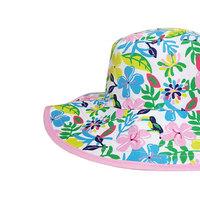 Banz Carewear: Reversible Sunhat - Botanical (2-5 years)
