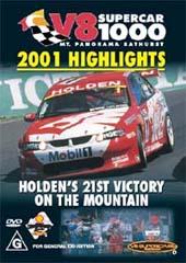 Highlights of 2001 FAI 1000 (V8 Supercars) on DVD