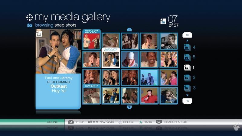 PlayStation 3 Singstar Bundle for PS3 image