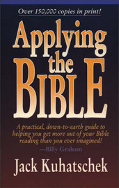 Applying the Bible by Jack Kuhatschek image