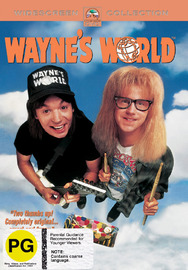 Wayne's World on DVD