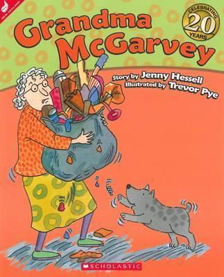 Grandma McGarvey by Jenny Hessell
