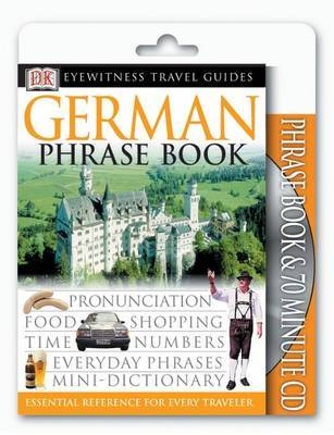 Eyewitness Travel Guides: German Phrase Book & CD image
