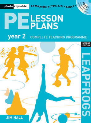 PE Lesson Plans Year 2 by Jim Hall image