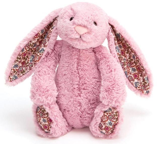 Jellycat: Bashful Bunny - Blossom & Tulip Pink