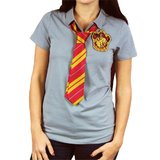 Harry Potter Gryffindor Caped Polo Shirt (Small)