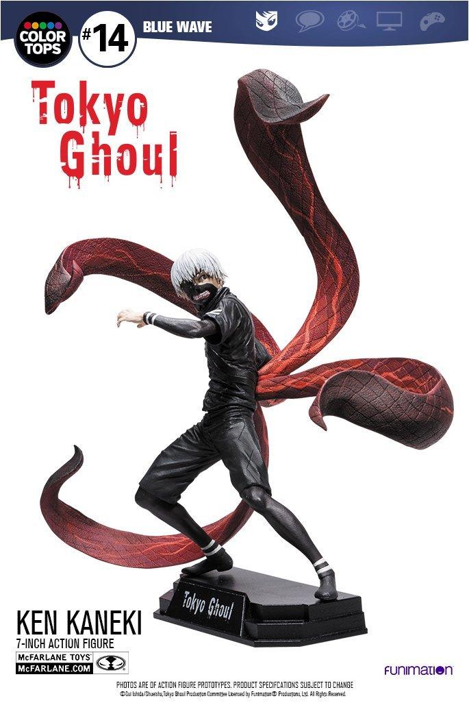 """Tokyo Ghoul: Ken Kaneki - 7"""" Action Figure image"""
