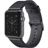 Belkin Classic Leather Wristband for Apple Watch - Black (42mm)
