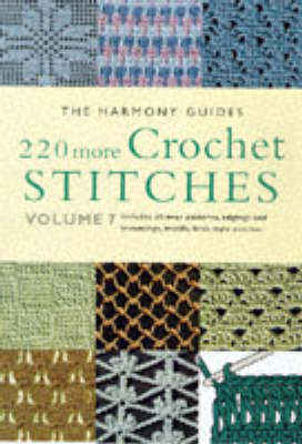220 More Crochet Stitches: v.7 image