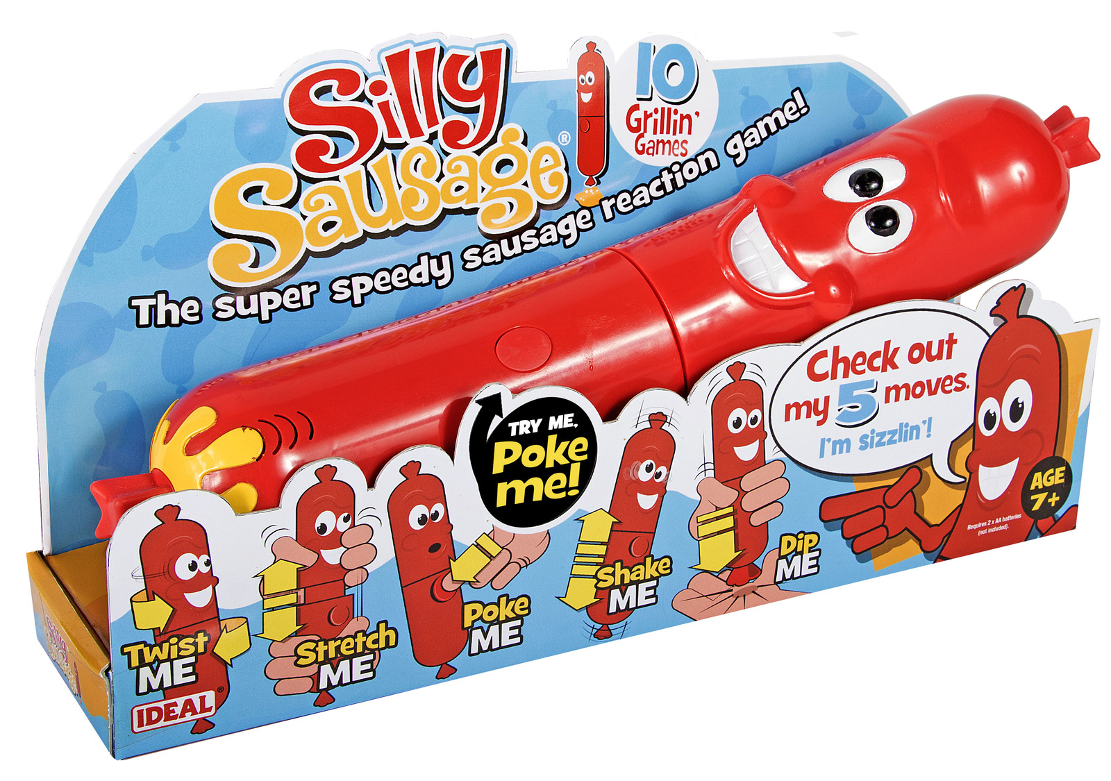 Silly Sausage - The Super Speedy Reaction Game image