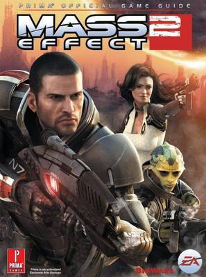 Mass Effect 2: Prima's Official Game Guide by Catherine Browne image