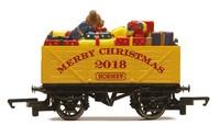 Hornby: Christmas Plank Wagon, 2018