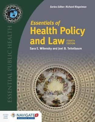 Essentials Of Health Policy And Law by Joel B. Teitelbaum