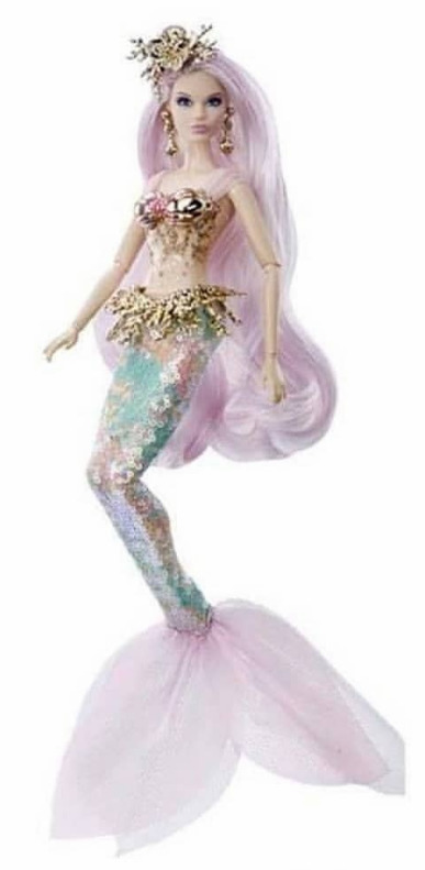 Barbie: Mermaid Enchantress - Gold Label Doll