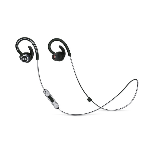 JBL Reflect Contour 2 Wireless In-Ear - Black