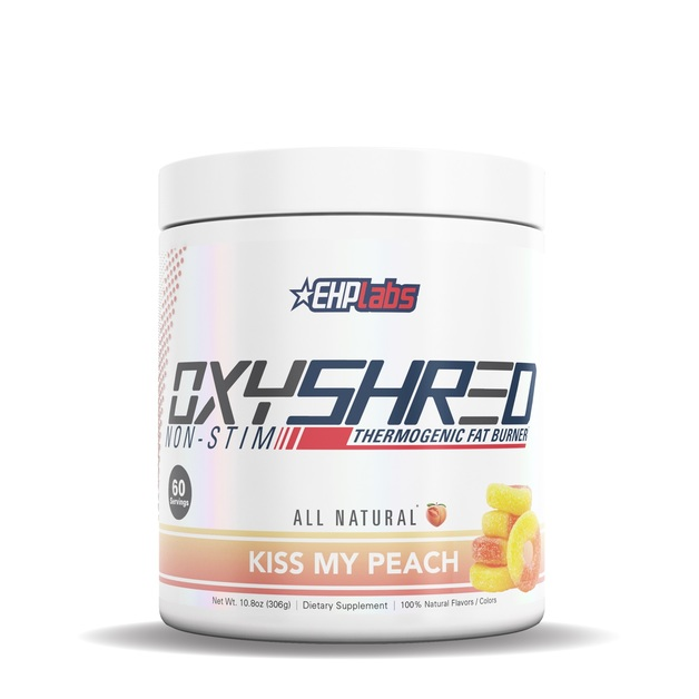EHP Labs: OxyShred Non-Stim - Kiss My Peach (60 Serves)