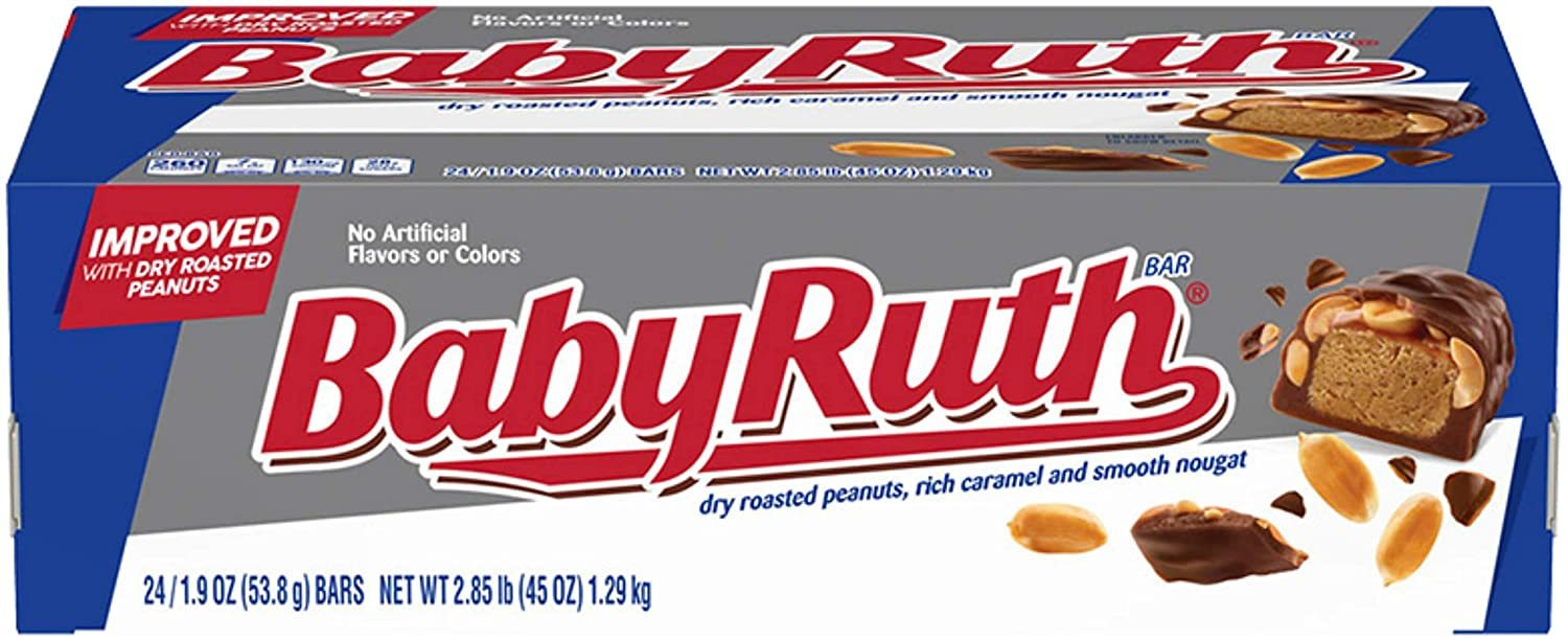 Nestle: Baby Ruth (24 Pack)   at Mighty Ape NZ