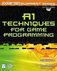 AI Techniques for Game Programming by Mark Collins image