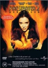 Firestarter 2 - Rekindled on DVD