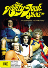 Aunty Jack Show, The - Complete Series 2 on DVD