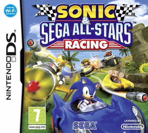Sonic & SEGA All-Stars Racing for Nintendo DS image