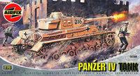 Airfix Panzer IV Tank 1:76 Model Kit
