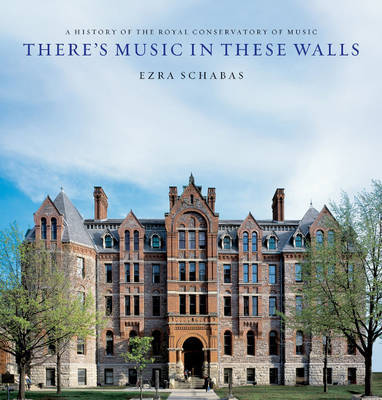 There's Music In These Walls by Ezra Schabas