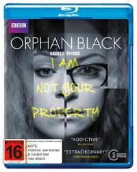 Orphan Black - The Complete Third Season on Blu-ray