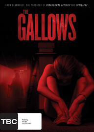 The Gallows on DVD
