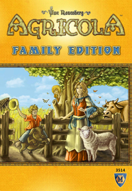 Agricola: Family Edition - Board Game