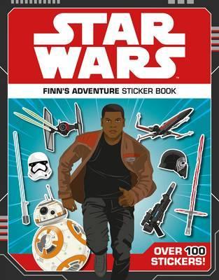 Star Wars Finn's Adventure Sticker Book by Lucasfilm Ltd