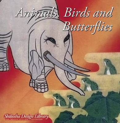 Animals, Birds, and Butterflies by Ichiro Tanimoto