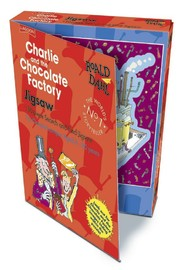 Roald Dahl - Charlie & The Chocolate Factory Jigsaw