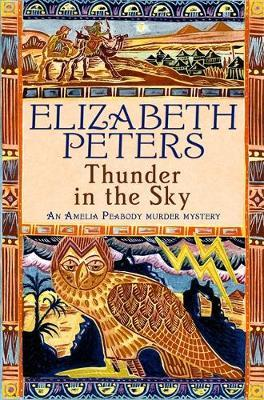 Thunder in the Sky (Amelia Peabody Mystery #12) by Elizabeth Peters